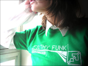 Filthy Funk Shirt Design