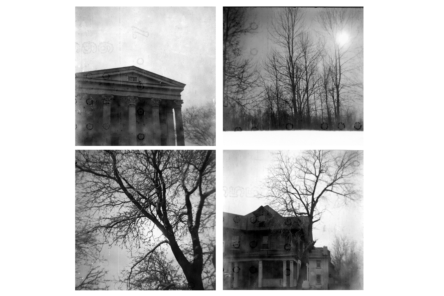 Expired Film Series: The Haunting