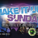 Shake It Up Sundays